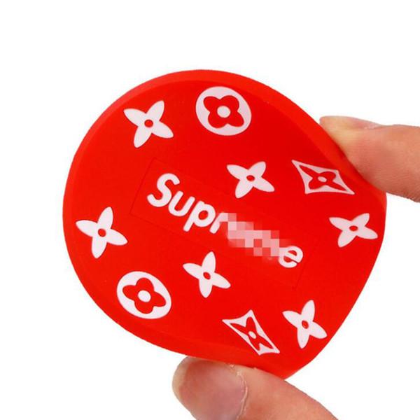 SUP Car Pads Moda Botella Creativa Esteras Para Coche Multifunción Copas Esteras de Silicona Resistente Al Calor del Coche Coaster