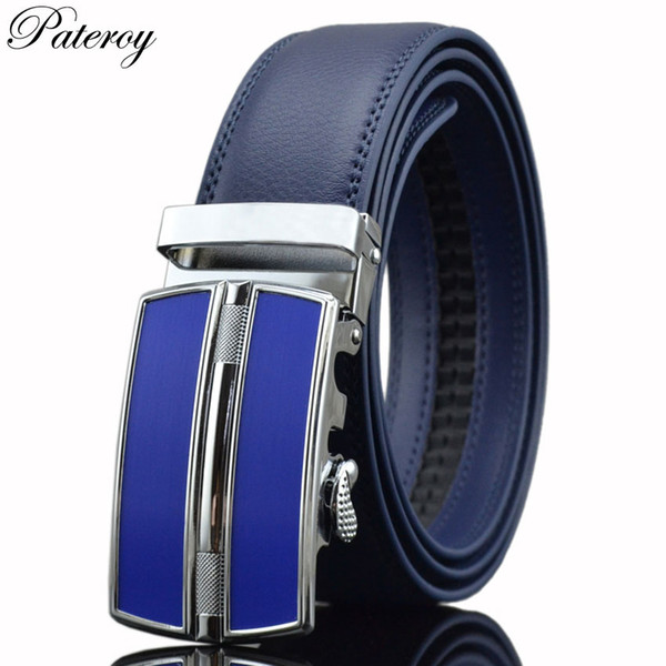 NEW Belts For Men Leather Strap Ceinture Homme Luxe