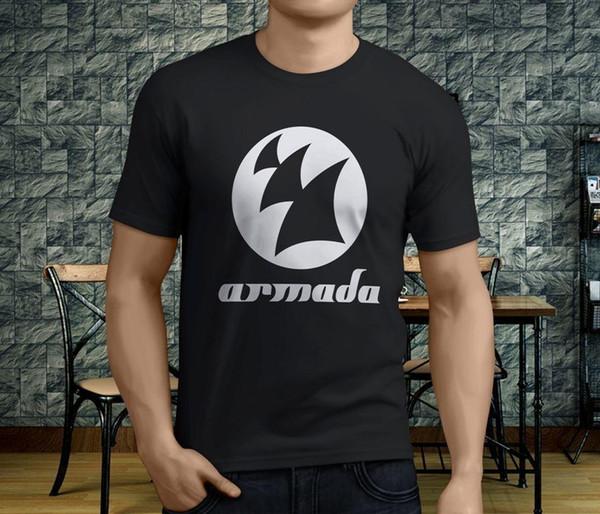 Armin Van Popular Armada Para Buuren Nuevo Camiseta Negra Compre qtExXH65wn