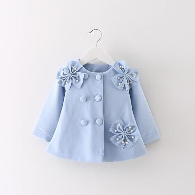 f972cfabe6b9 New 2016 Girls Coat Winter Autumn Flower Baby Girl Jackets Lovely ...