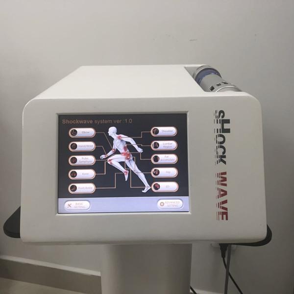 Волна EDSWT для эректильной дисфункции / портативная ударно-волновая машина eswt для физиотерапии ударной волны в спине