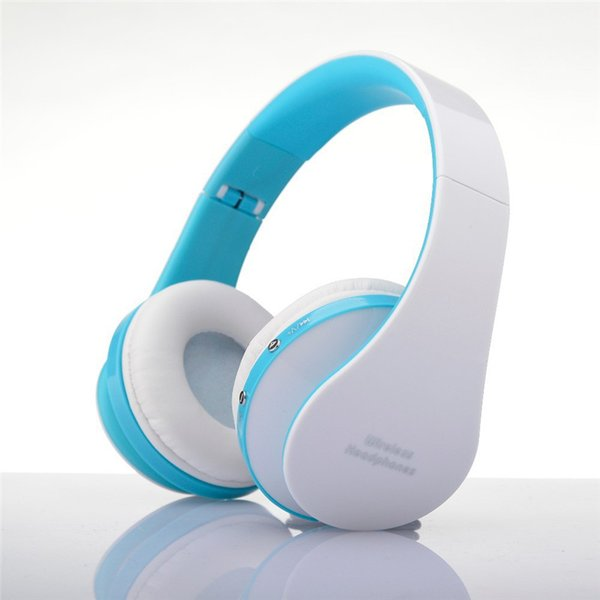 NX-8252 Professional Foldable Wireless Bluetooth Headphone Super Stereo Bass Effect Portable Headset For DVD MP3