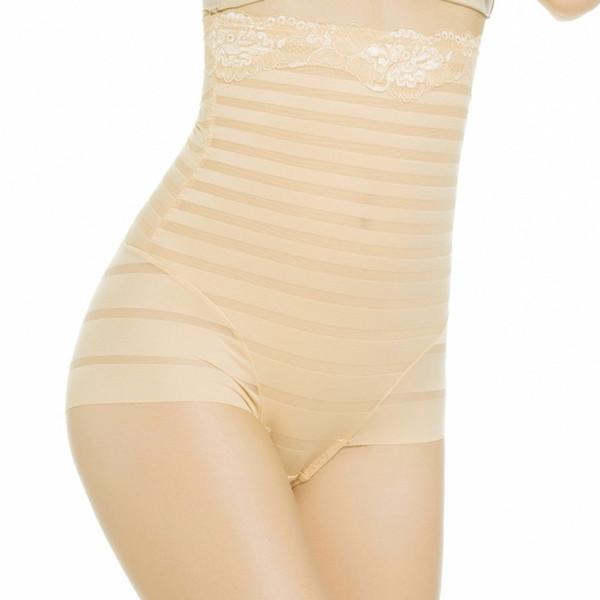 Body de las mujeres Sexy Sliming Body Shaper Fajas de cintura alta Calzoncillos Ropa interior