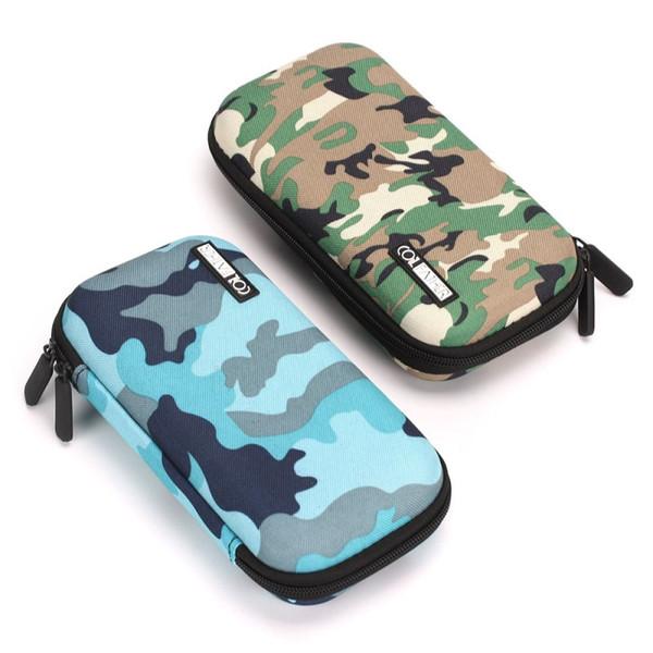 vape zipper case for e cigarette diy tool vapor starter kit Multifunctional Vape Tool Bag Carrying Case custom OEM avaliable