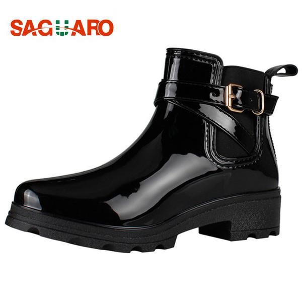 Clearityy Schuhe Rain Großhandel Saguaro Stiefeletten