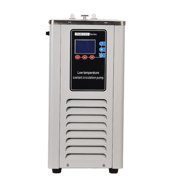 top popular U.S. Overseas Warehouses Small Chiller Capacity Lab Low Temp Cooling Liquid Circulation Pump 5L for Laboratory Low Temperature Reaction 2020