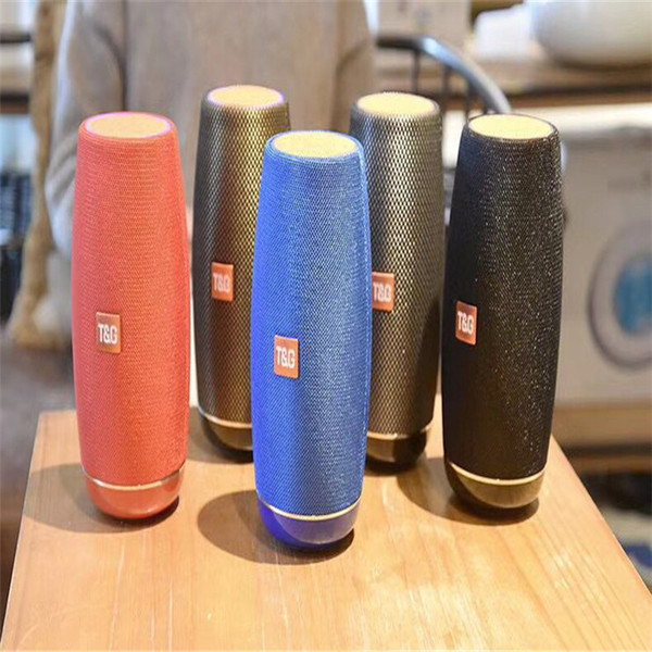New TG-108 Portable Bluetooth Wireless StereoSpeakers, 10W Bass Bluetooth Speakers Sports Gift Hot Style,Factory Direct