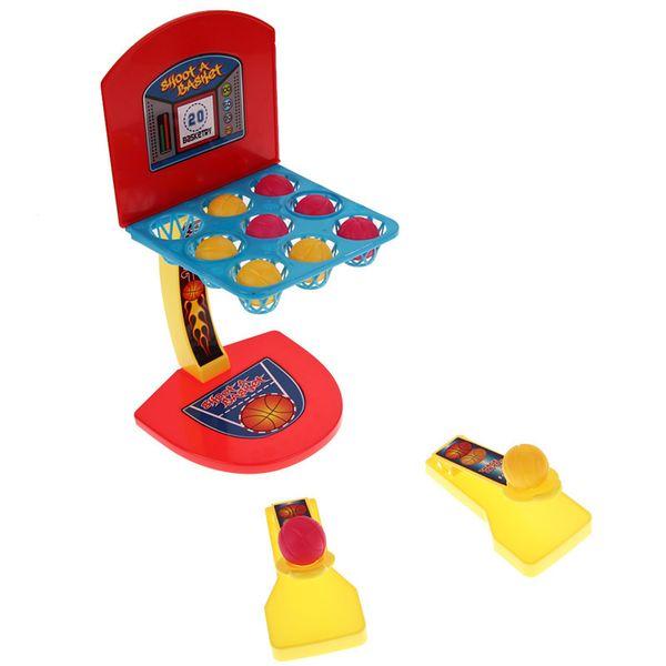 Parent-child Interaction Desktop Basketball Game Educational Outdoor Toys Soft Miniature Basketball Shooting Game