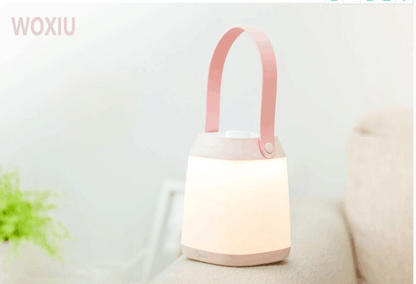 WOXIU Portable Led camp Lights Dimming Tabletop Light Touch lights Charging go anywhere use pub motel