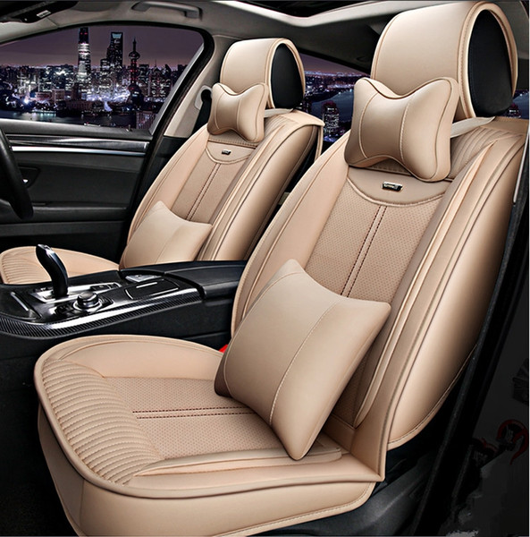 Fabulous High Quality Full Set Car Seat Covers For New Hyundai Tucson 2018 2016 Comfortable Seat Covers For Tucson 2017 Leather Seat Cover For Car Leather Cjindustries Chair Design For Home Cjindustriesco