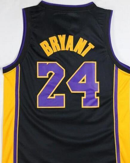 best website a94ab fa388 2018 Black Mamba Kobe Bryant Basketball Jerseys 24 Kobe Bryant 8 Retro  Stitched Basketball Shirt Mens Jersey Top Quality S Xxl From Greats888,  $16.59 ...