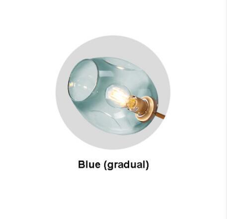 gradual blue