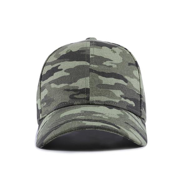 4696ce1c2431a WUKE Gorra de béisbol ajustable Gorras de camuflaje del ejército Gorras  Snapback de los hombres Gorras Militares Sombrero de las gorras de los  hombres ...