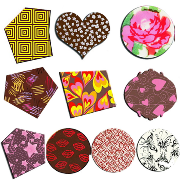 2019 Chocolate Transfer Sheet10 Mixtransfer Sheets For Chocolatechocolate Moldmixed Chocolate Transfer Sheetshojas From Sophine09 4394