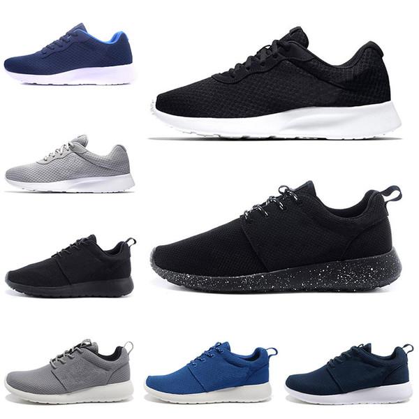 2019 Wholesale Run Shoes tanjun Black white Mens Womens Running shoes London Olympic Runs mens sports trainers run Sneakers size 36-45