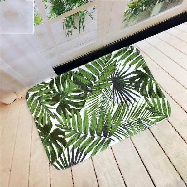 Eu Stil Schöne Druck Teppiche Rutschfeste Bodenmatte Außenteppiche Haustür Matten Erdbeeren Schönheit Staubdicht Werkzeuge 7 5hx2 gg