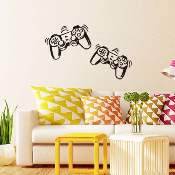 New Game vinyl Wall Stickers gamer XBOX For Boys Bedroom Home Decoration Wall Mural Free Shipping
