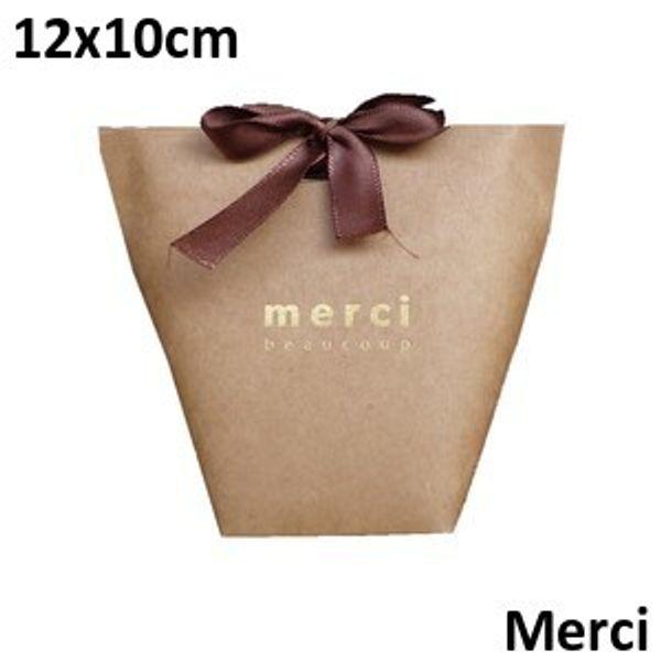 Brown Merci 12*10cm