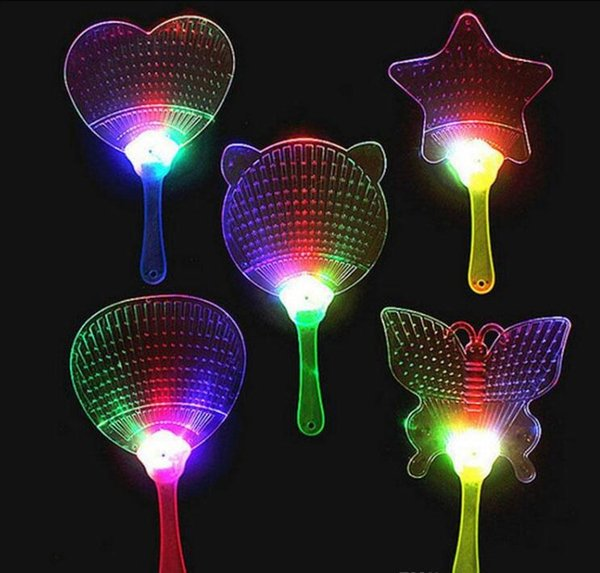 MINI Ventilatore Light Up Costume Costume Accessori