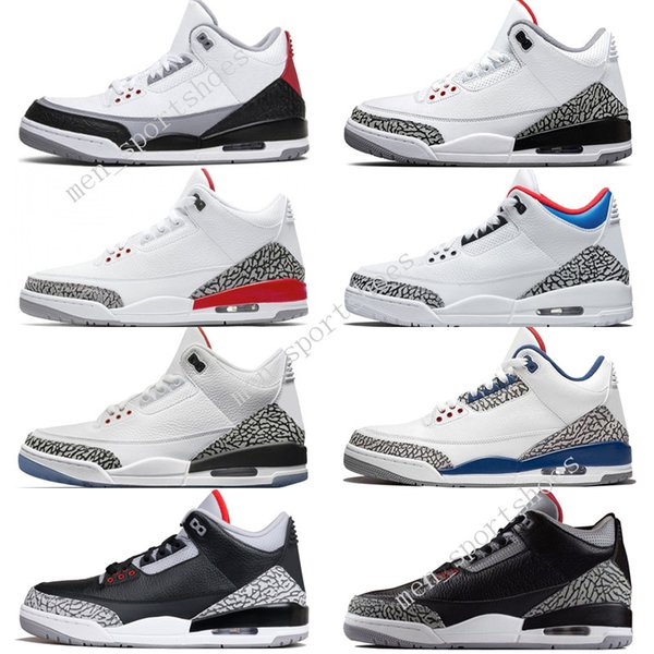 Chaussure de basket-ball pour hommes Blanc-noir Ligne de lancer libre de ciment JTH NRG Tinker Concours Hartfield Dunk Homme Sportif Chaussures de sport bleue III designer de baskets