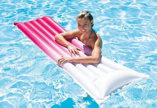 Water Sports New Arrival Gradual Float Float Flooring Board Water Inflatable Float Adult Swim Sleeve Free Shipping 48Pcs