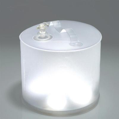 Lumière blanche givrée