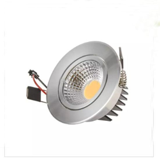PFEILER der hohen Leistung führte Downlights AC85-265V 9W 12W 15W 18W 21W dimmbare / nicht dimmbare warme kühle weiße Downlights mit Leistungstreibern LLFA