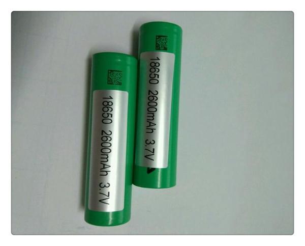 Atacado VTC5 US18650 VTC5 3.7 V 30A 2600 mAh Bateria Li-on Recarregável Para Todos Os Cigarros Eletrônicos V6 Nemesis Manhattan Mech Mod