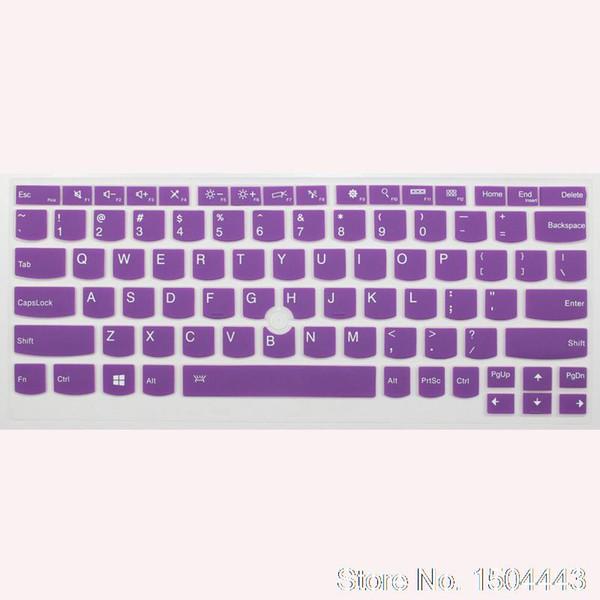 For Lenovo IBM Thinkpad X230S S1 YOGA X260 X240S X250 2016 Laptop keyboard Silicone Keyboard Skin Cover Shield