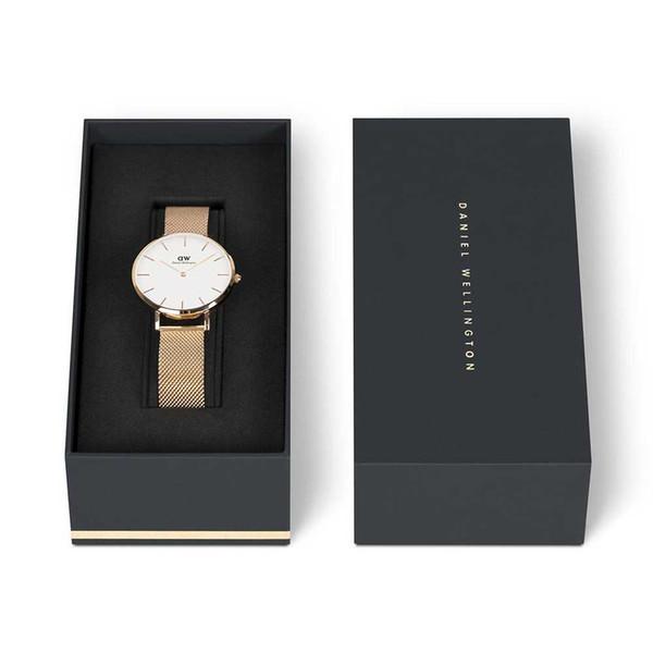Mit Originalverpackung Neue Daniel Wellington Frauen Uhren 32mm Mode Kleid DW Quarz Frau Geschenk Uhr Weibliche Uhr Dame Relogio Montre Femme