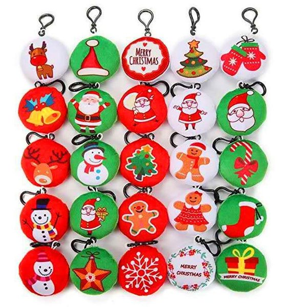 Christmas Emoji.New Mixed Plush Keyring Christmas Emoji Keychain Emoticon Key Ring Plush Face Emoji Key Chains Key Chain Holder Leather Keychain From Gly518666