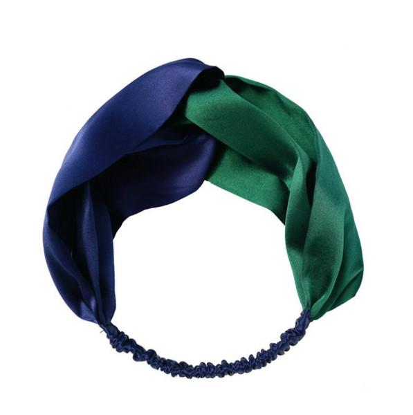 2018 Headband for Women and Men Fashion Famous Brand Hair bands For Women Girl Retro Turban Designer Head wraps