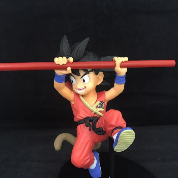 14 cm Japon anime figürü dragon ball Son Goku Süper Saiyan action figure koleksiyon model oyuncaklar boys için