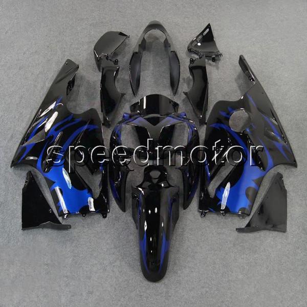 23colors + Geschenke Spritzguss blau schwarz Motorrad Verkleidung für Kawasaki NINJIA ZX12R 2002 2003 2004 2005 2006 ZX-12R ABS-Kunststoff-Kit