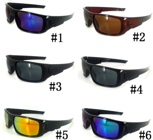 riding new summer newest style Only SUN glass 6 colors sunglasses men Bicycle Glass NICE sports sunglasses Dazzle colour sunglasses