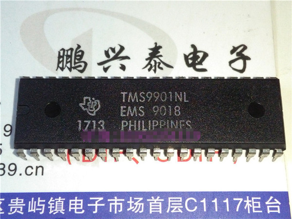 TMS9901NL . TMS9901NL-16 . TMS9901NL-40 , TMS9901NL-95 / interface ic, double 40 pins plastic package / TMS9901NL integrated circuit. PDIP40