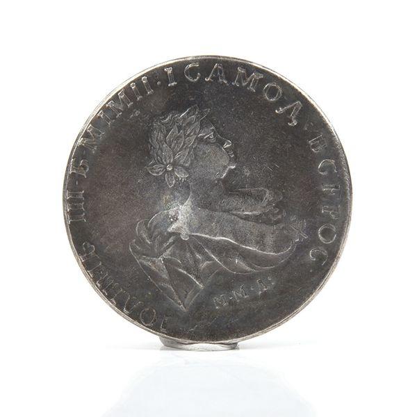Russia 1741 commemorative coin coin commemorative coin collection