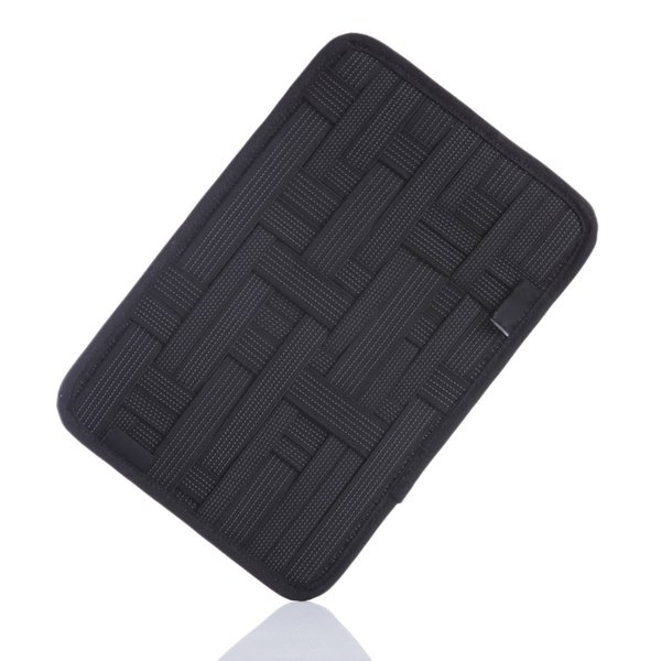 LZVTO Digital Storage Organizer for pen iPad iPhone charger earphones Laptop Travel Case Bag Brand New