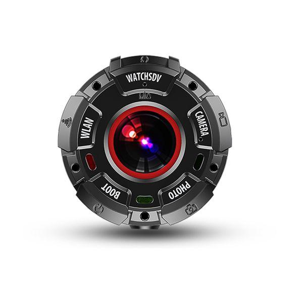 S222 HD 1080P Outdoor Sport Video Camera Watch Wifi Smart Watch 8.0 Mega Pixels Waterproof Dustproof Shock-Resistant.