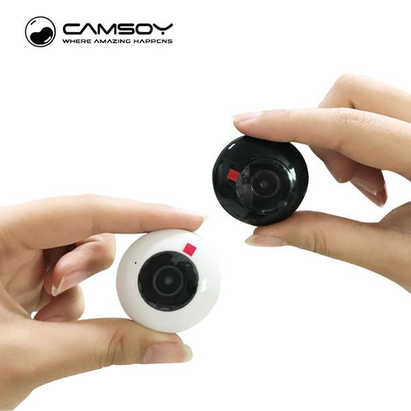 Wifi IP Micro Camera H.264 720P HD IR Night Vision Mini DV Camera Wide Angle Bike Motion Sensor Video Voice Recorder Cam