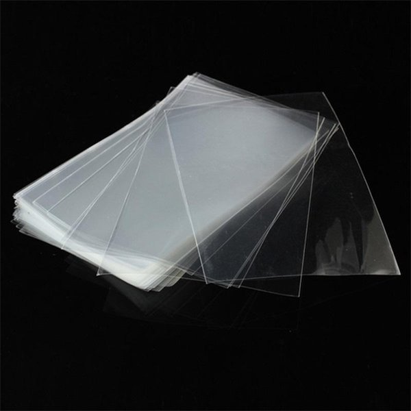 Opp Flat Packing Bag Clear Plastic Bundle Pocket Food Lollipop Non Toxic Security Bags Mini Practical Square Wrap 1 42yh ZZ