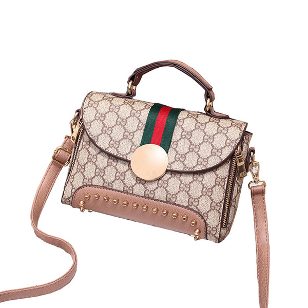 New Crossbody Bags For Women Pu Leather Handbags Fashion Letter Cheap Women Bag Small Lady Handbags High Quality Tote 2018