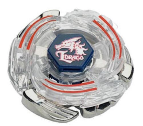 Beyblade Toys 1Pcs Retail 4D Beyblade Lightning L-Drago Metal Fusion BB43 Christmas Gifts