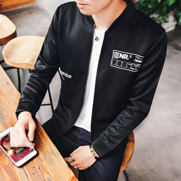 Mens Black White Jackets Outerwear Clearance Fashion Casual Lightweight Cotton Big And Tall Men Sport Jackets And Blazers