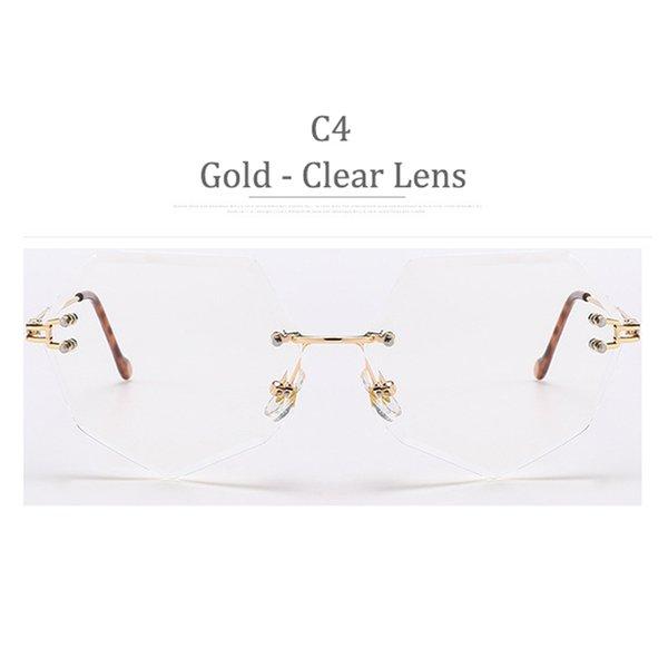 Obiettivo chiaro C4 Frame Oro