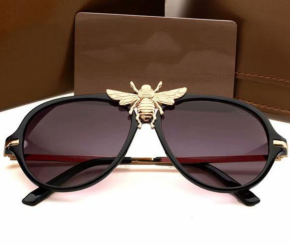 Las mujeres de lujo califican las gafas de sol las últimas gafas de sol de la manera del diseño para las mujeres / los hombres