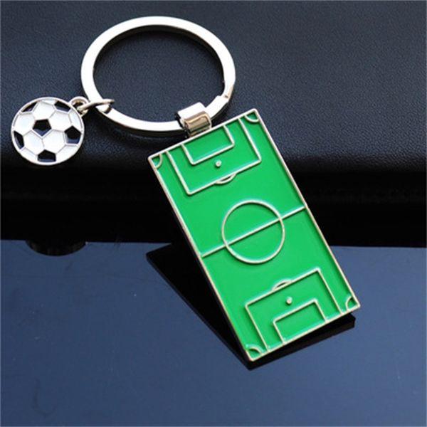 2018 World Cup Men Key Ring Soccer Buckle Field Football Ball Small Alloy Gift Fans Souvenir Fifa Hot Sale 2 6xj dd