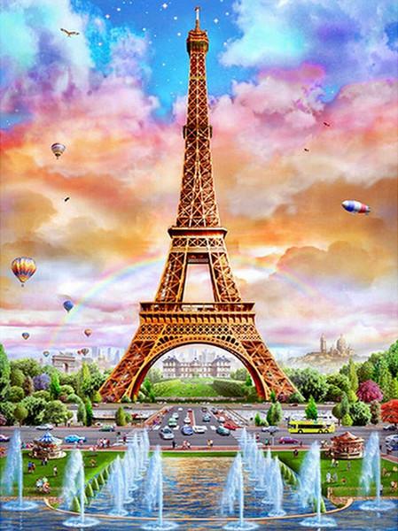 Eiffel Tower Art Ideas For Preschoolers