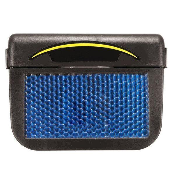 Solar Sun Power Mini Klimaanlage für Auto Auto Fenster Auto Air Vent Kühler Lüfter Tragbare Conditioner Belüftung
