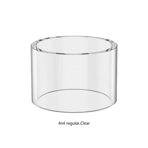 4ml tube régulier Clear
